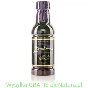 NSP Zambroza napój Nature's Sunshine 458ml