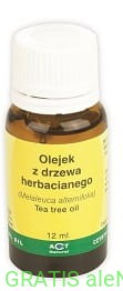ACT NATURAL olejek z drzewa herbacianego TEA TREE 12ml