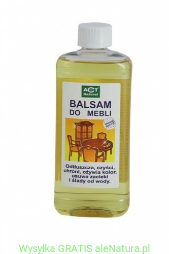 Balsam do mebli
